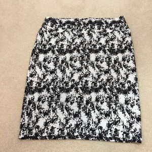 LuLaRoe Cassie XL Black & White